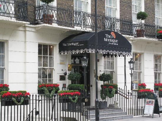 Zitkamer Picture Of The Montague On The Gardens London Tripadvisor
