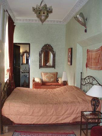 Riad Aguerzame: ma chambre