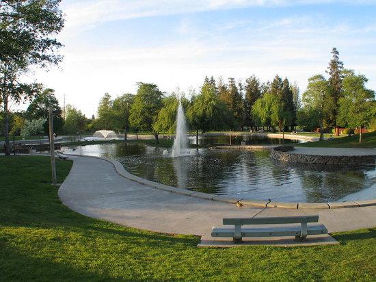 Santa Clara, كاليفورنيا: City of Santa Clara - Central Park