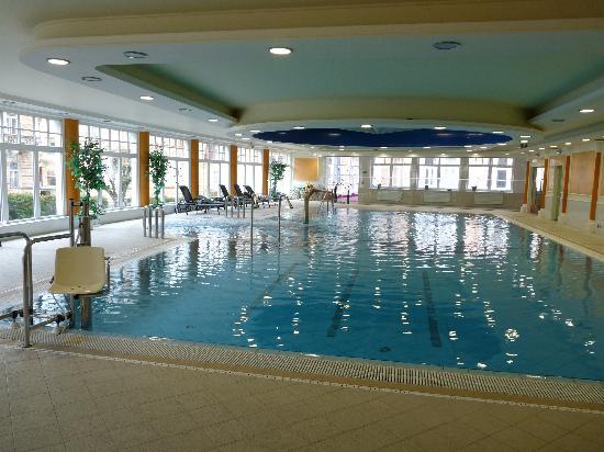 Marianske Lazne, República Checa: Pool