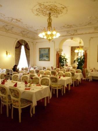 Danubius Health Spa Resort Hvezda and Imperial: Speisesaal
