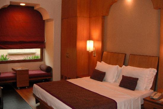 Heritage Village Resort & Spa Manesar : superior room