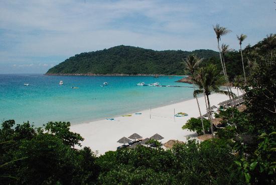 The Taaras Beach & Spa Resort : vista dall'alto