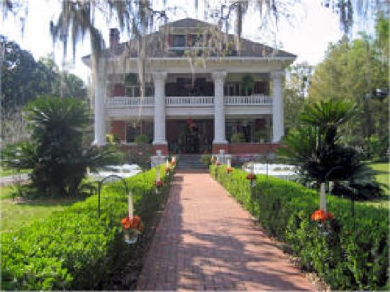 Herlong Mansion Bed and Breakfast Inn : Herlong
