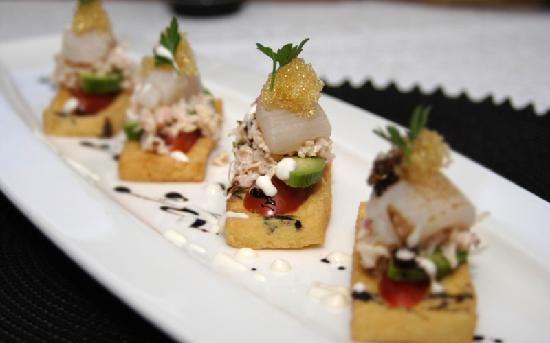 Haru Sushi Bar: Tofu Crotini