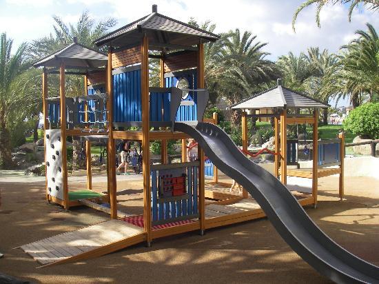 TUI Family Life Orquidea: Larger playground