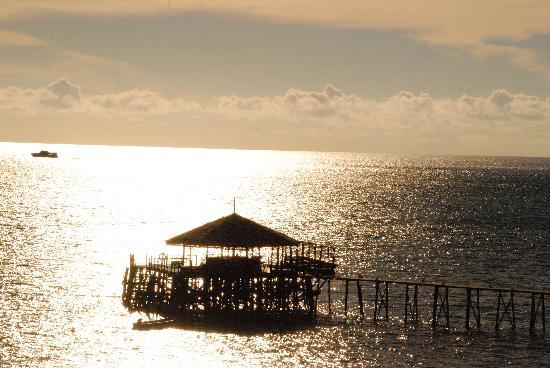 Japamala Resort by Samadhi: vista del ristorante mandi mandi