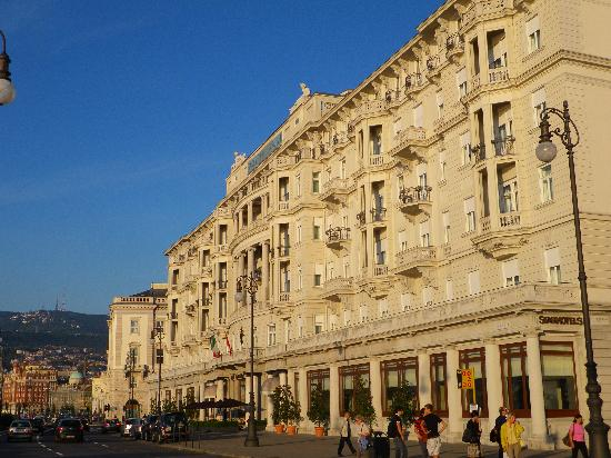 Starhotels Savoia Excelsior Palace: Savoia Excelsior