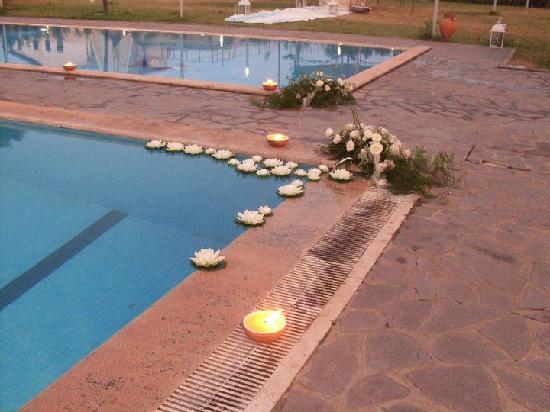 Club Hotel Kennedy: angolo piscina