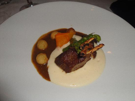 Iberostar Grand Hotel Rose Hall: Lamb Gourmet Dinner