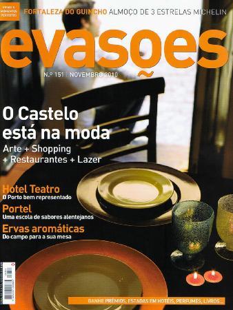 Tradição do Vinho : Evasões magazine Cover