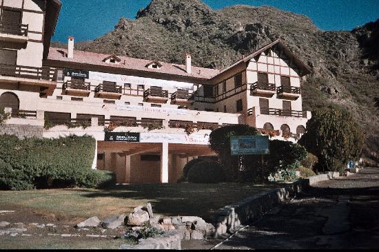 Termas Villavicencio, Argentina: Mendoza-hotel VILLAVICENCIO