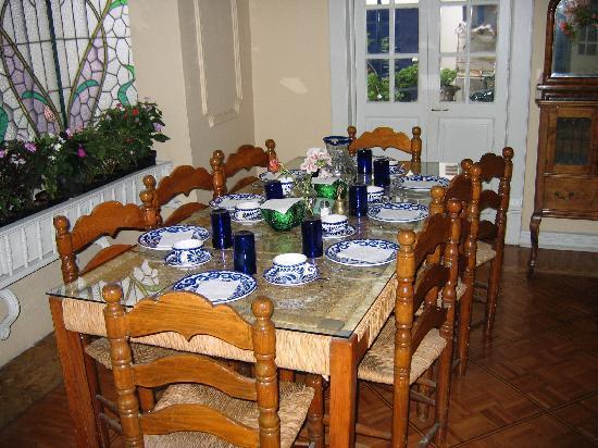 Hotel Casa Gonzalez: comedor - dining room
