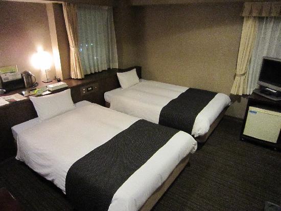 Fukuoka Toei Hotel : 本館ツイン・26㎡