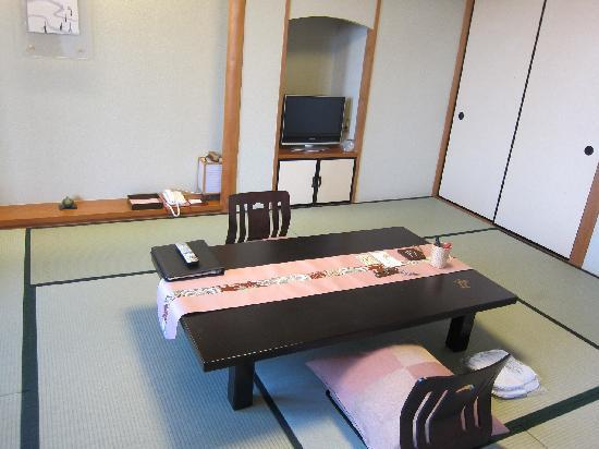 Taketoritei Maruyama: Tatami guest room