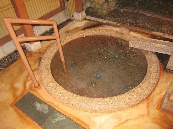 Taketoritei Maruyama: Private bath