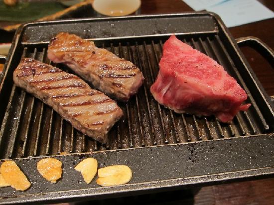 Taketoritei Maruyama: Kobe steak