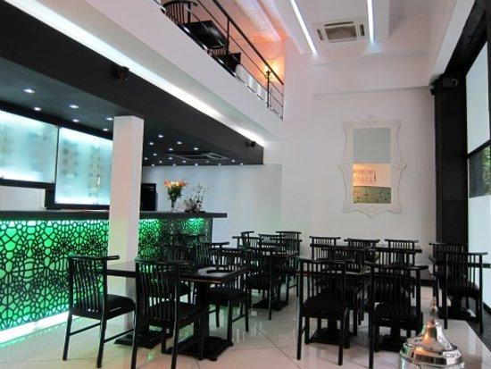 Chez Vous: The restaurant