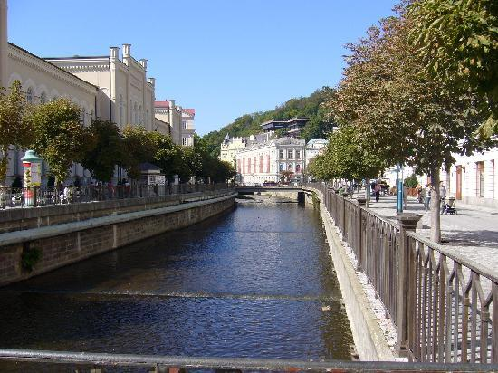 Karlovy Vary, Czech Republic: Karlsbad