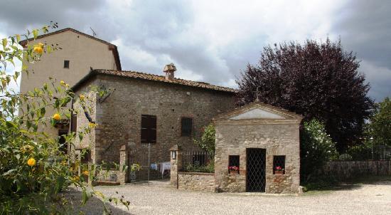 Palazzo a Merse B&B: Palazzo a Merse