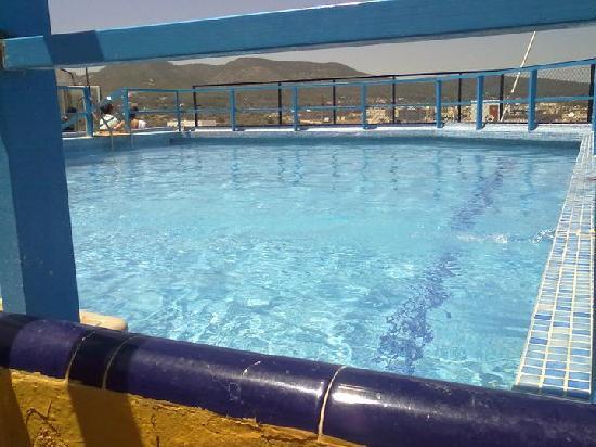 Don Quijote Hotel: piscina