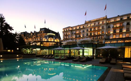 Photo of Beau-Rivage Palace Lausanne