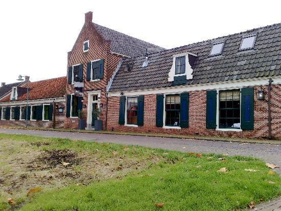 Hotel T Jagershuis: Hotel front view