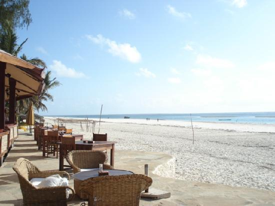 The Sands at Nomad : view from the restaurant