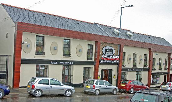 Icon Restaurant & Winebar: Icon, Dungiven Road, Waterside