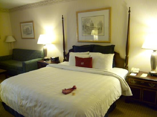 Crowne Plaza Washington National Airport: Executive King