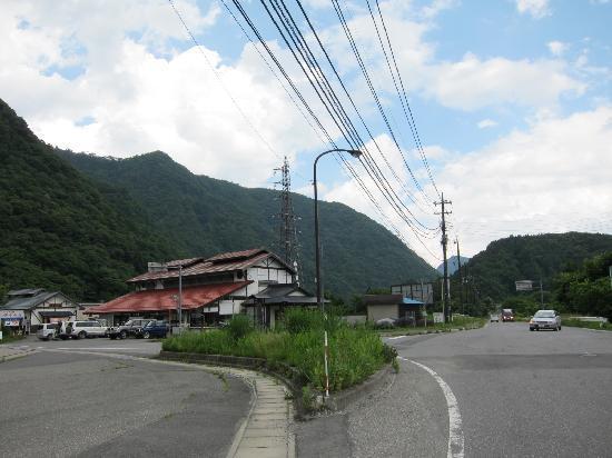 栗山観光ドライブイン