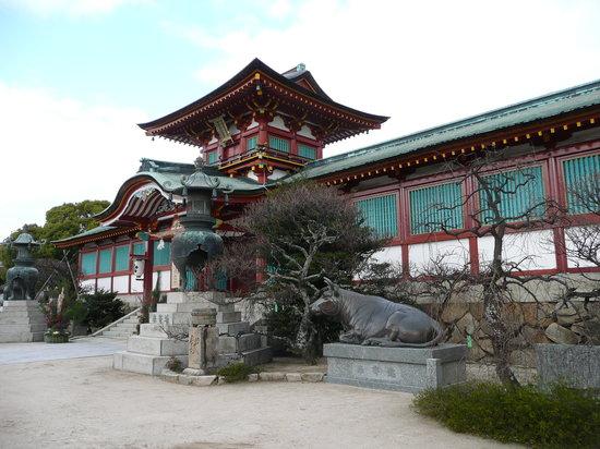 Hofu, Japan: 学問の神様、防府天満宮