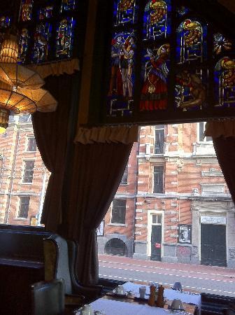 Hampshire Hotel - Amsterdam American: dining/breakfastroom 2