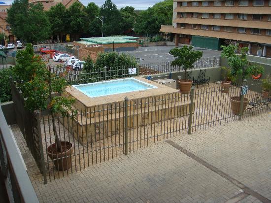 Protea hatfield apartments picture of hatfield - Swimming pool maintenance pretoria ...