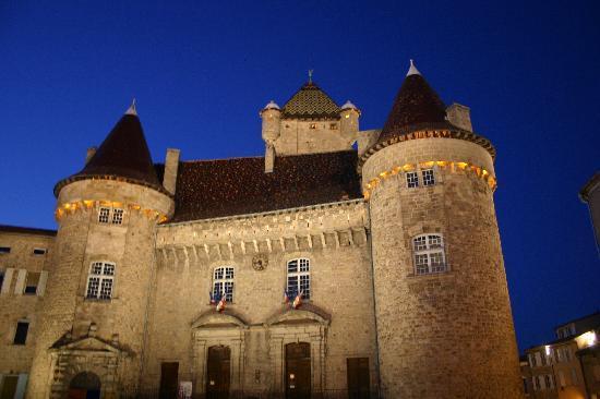 Le Chateau d'Aubenas