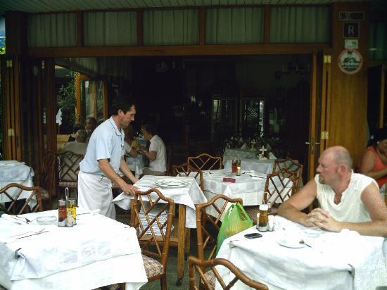 Restaurante Xaloc: Dans le reataurant Xaloc