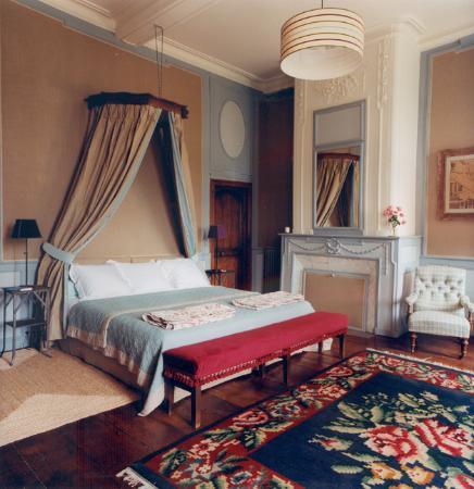 Domaine de Betouzet : Chambre
