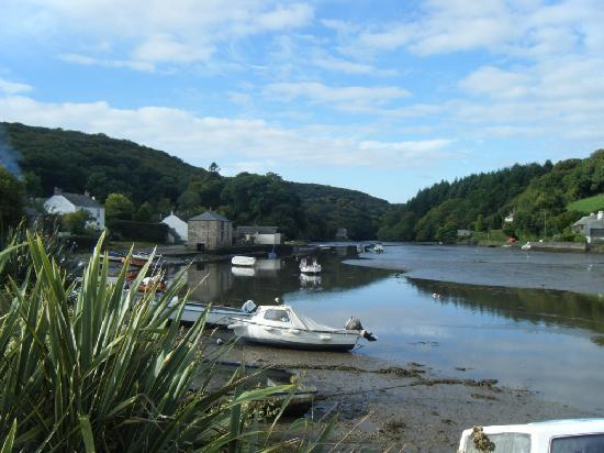 The Old Forge: Lerryn Village