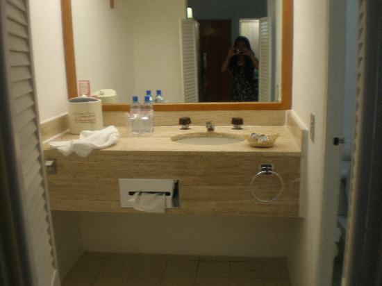 Hotel Misión Palenque: bathroom