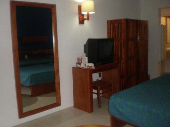 Hotel Misión Palenque: TV