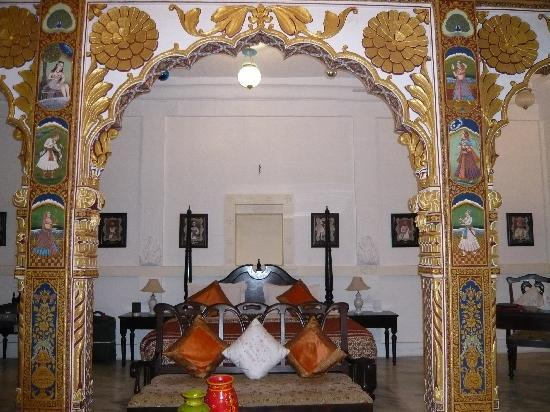Pal Haveli : Room
