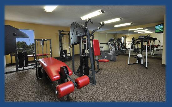 Comfort Inn University: Fitness Center