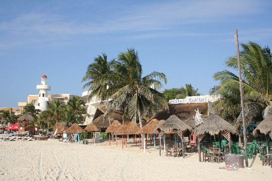 Hotel Colibri Beach Playa Del Carmen