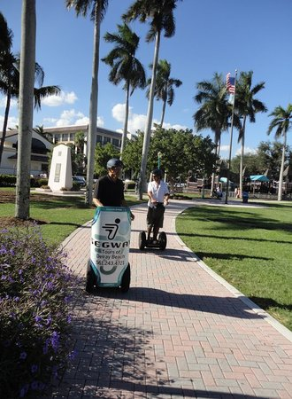 Segway Tours of Delray Beach