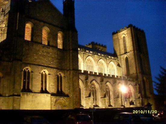 The Old Deanery: Ripon Cathedral