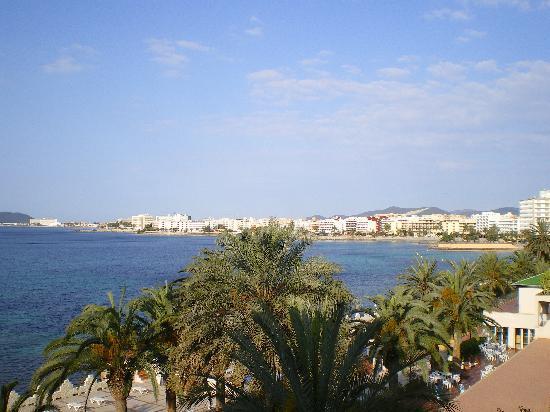 Hotel Playasol Maritimo: altra vista dal balcone
