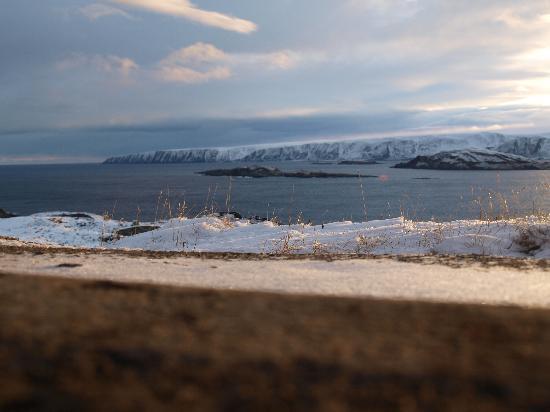 Kongsfjord Gjestehus : The view