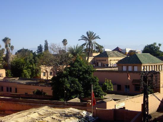 Le Gallia: Rooftop Terrace