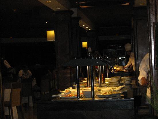 Hotel Riu Tikida Garden: vue de notre seconde chambre ( bâtiment Menzeh )
