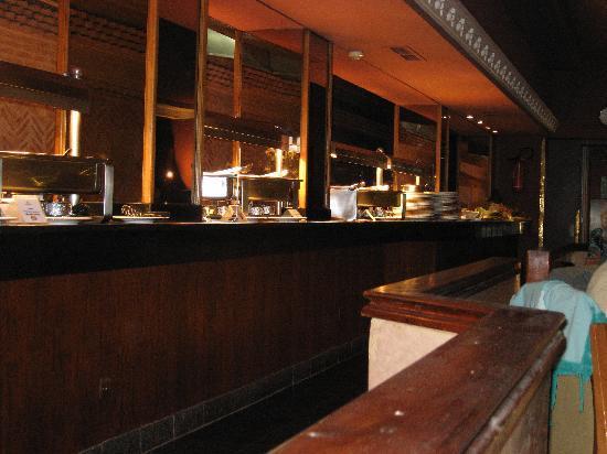 Hotel Riu Tikida Garden: restaurant